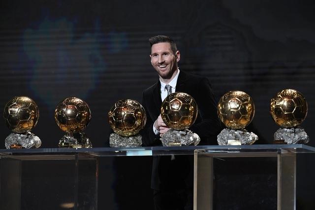 Những kỷ lục chờ đợi C.Ronaldo và Messi xô đổ trong năm 2020 - 2