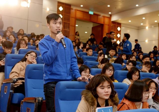 Trường ĐH Kinh tế quốc dân đưa ra một loạt điểm mới trong tuyển sinh 2020 - 1