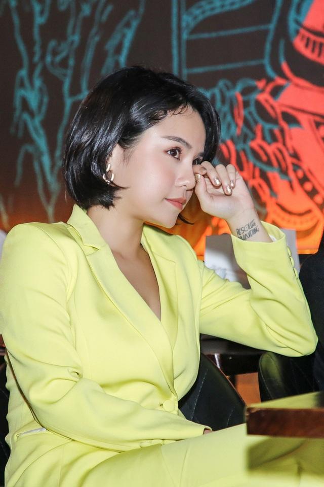 Thái Trinh không muốn nhìn mặt Quang Đăng sau chia tay - 3