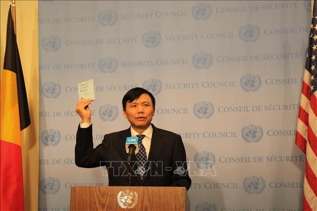 Việt Nam chính thức hoạt động trên cương vị Chủ tịch Hội đồng Bảo an Liên hợp quốc - 3