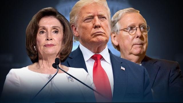 4 kịch bản phá vỡ bế tắc về phiên luận tội Trump ở Thượng viện - 1