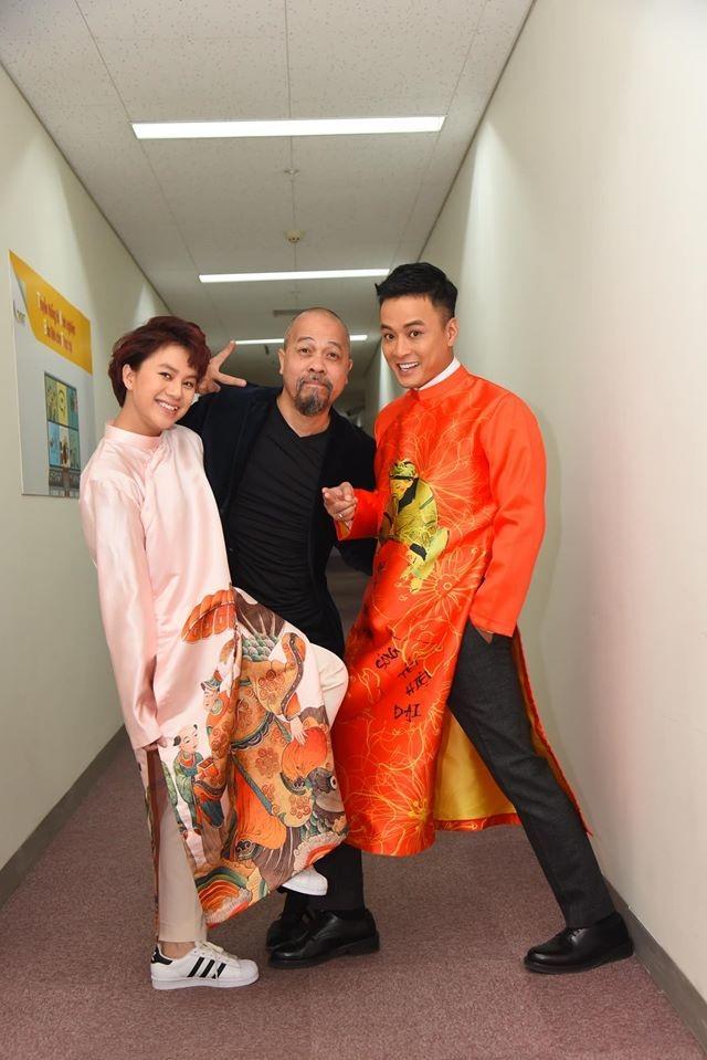 NSND Hoàng Dũng, Lan Hương lần đầu trổ tài ca hát cùng dàn diễn viên đình đám - 20