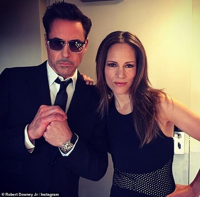 Tài tử Robert Downey tiết lộ bí quyết sống hạnh phúc với vợ suốt 16 năm - 2