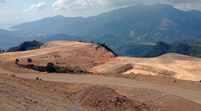 5 dự án ở núi Chín Khúc lộ diện hàng loạt sai phạm - 1