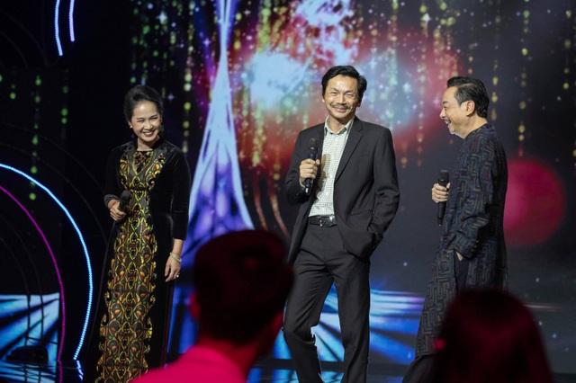 NSND Hoàng Dũng, Lan Hương lần đầu trổ tài ca hát cùng dàn diễn viên đình đám - 2