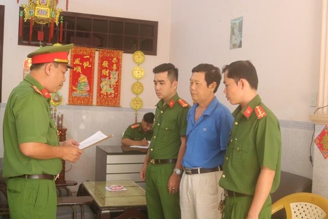 """Bắt tạm giam 2 bị can liên quan vụ án """"mua bán chính sách"""" ở Trà Vinh - 1"""