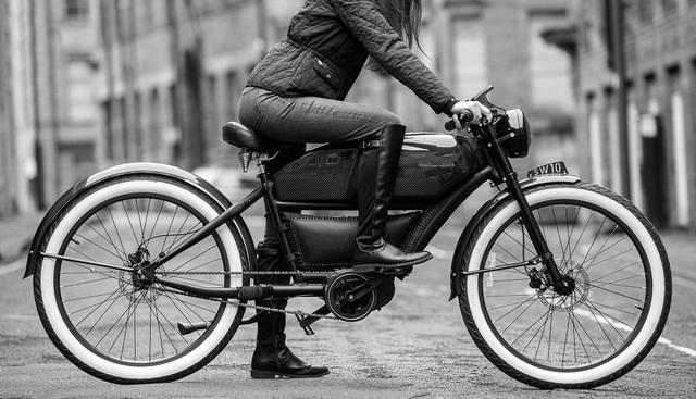 Chất như xe đạp điện Flying Huntsman Type 77 - 1