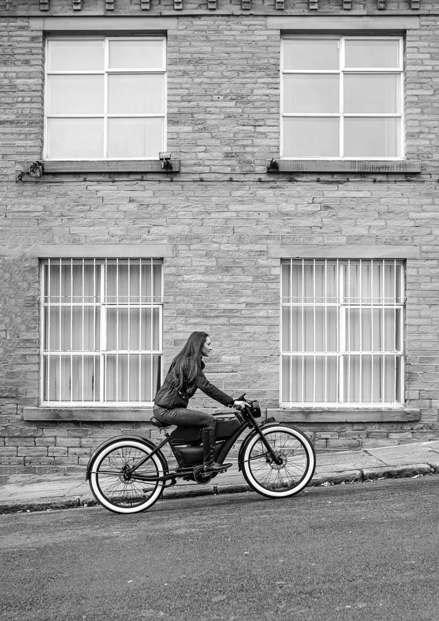 Chất như xe đạp điện Flying Huntsman Type 77 - 17
