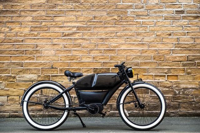 Chất như xe đạp điện Flying Huntsman Type 77 - 4