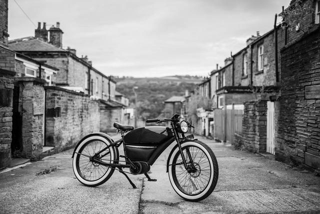 Chất như xe đạp điện Flying Huntsman Type 77 - 15