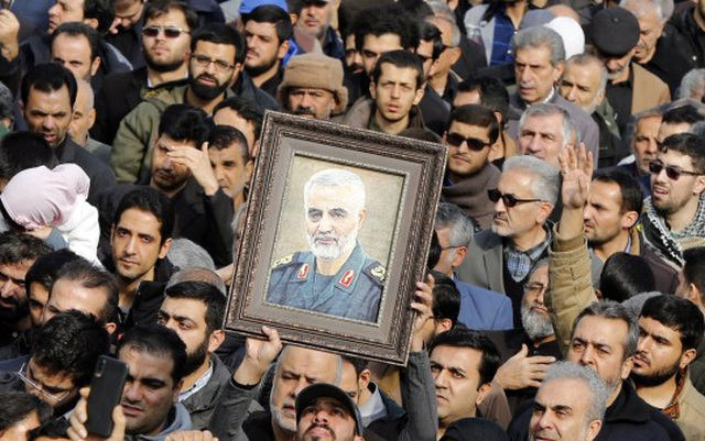 Những đòn Iran có thể đáp trả Mỹ sau khi mất tướng cấp cao - 2