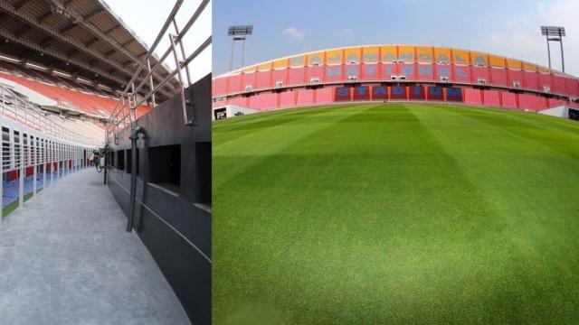 Thái Lan khoe các sân bóng phục vụ giải U23 châu Á 2020 - 2