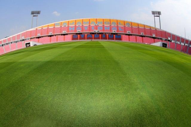 Thái Lan khoe các sân bóng phục vụ giải U23 châu Á 2020 - 1