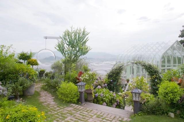 Rời thành phố chật chội, người phụ nữ về quê làm vườn và tạo nên kiệt tác đẹp không ngờ - 2