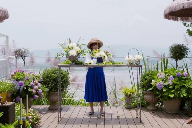 Rời thành phố chật chội, người phụ nữ về quê làm vườn và tạo nên kiệt tác đẹp không ngờ - 5