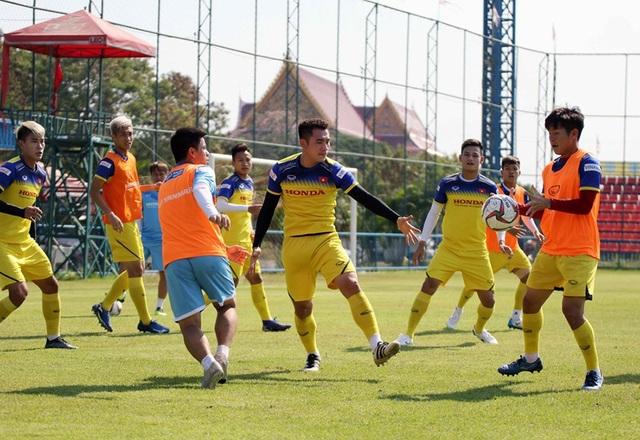 Ba tuyển thủ U23 Việt Nam báo tin vui với HLV Park Hang Seo - 1