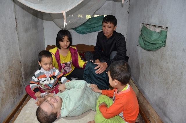 Những phận đời trong gia đình người đàn ông bại liệt đánh đu theo chiếc bẫy chuột - 2