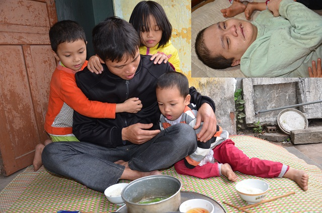 Những phận đời trong gia đình người đàn ông bại liệt đánh đu theo chiếc bẫy chuột - 8