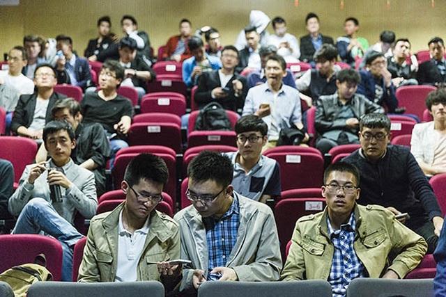 Thâm nhập lớp học dạy đàn ông Trung Quốc thao túng, coi thường phụ nữ - 2