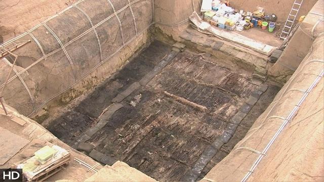 Tìm thấy tượng lạc đà bằng vàng nguyên khối gần lăng mộ Tần Thủy Hoàng - 3