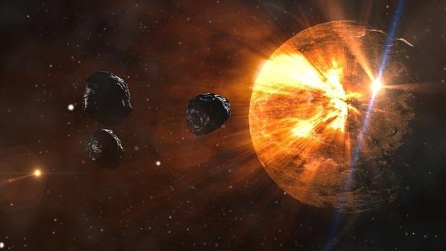 Trái đất vừa thoát khỏi cuộc khủng bố từ 4 tiểu hành tinh - 1