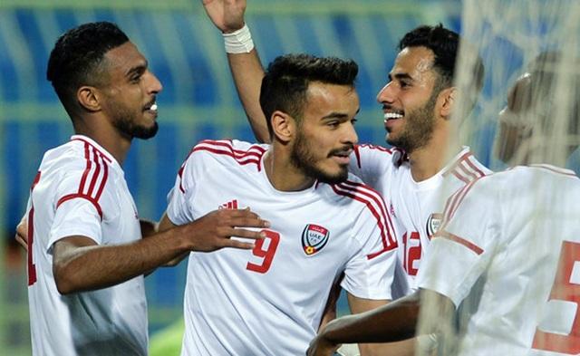 U23 UAE gặp khó khăn lớn trước trận gặp U23 Việt Nam - 1