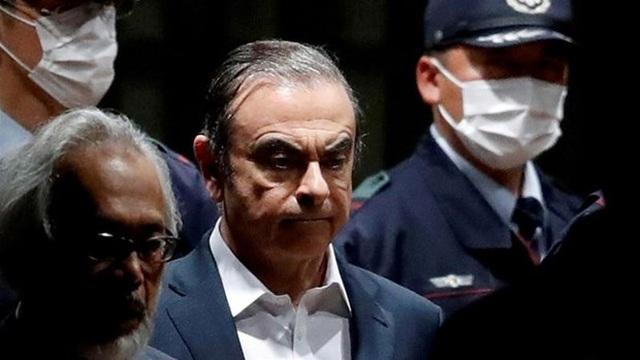 Giới chức Nhật Bản lên tiếng về việc ông Carlos Ghosn bỏ trốn - 1