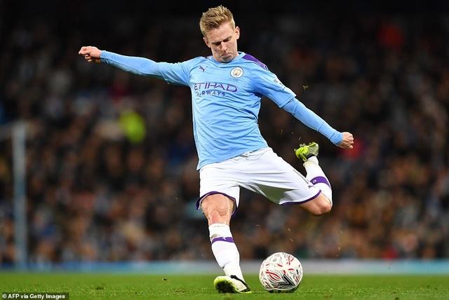 Vùi dập đội hạng tư, ĐKVĐ Man City dễ dàng tiến sâu vào FA Cup - 3