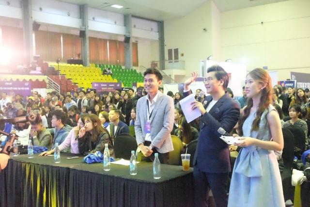 2.000 bạn trẻ Hà Nội giao lưu với các KOLs hàng đầu tại Vietnam - 3