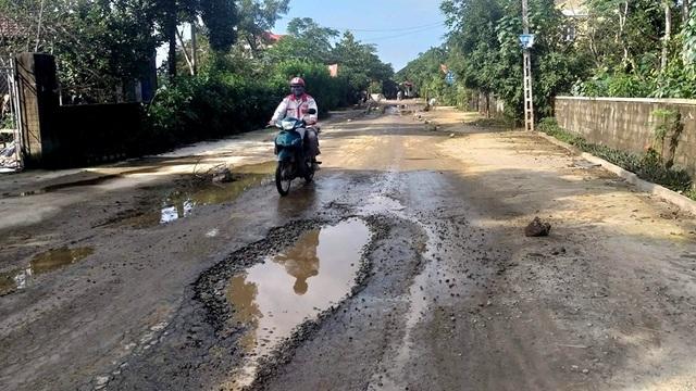 """Con đường """"đau khổ"""" tại huyện nông thôn mới đầu tiên của tỉnh Hà Tĩnh - 2"""
