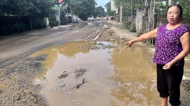 """Con đường """"đau khổ"""" tại huyện nông thôn mới đầu tiên của tỉnh Hà Tĩnh - 7"""