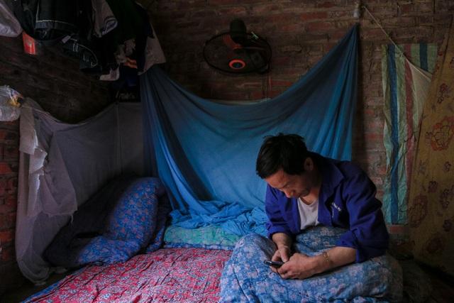 """""""Chuyện tình ri-đô"""" và cuộc sống của 25 công nhân trong """"biệt thự triệu đô"""" ở Hà Nội - 7"""