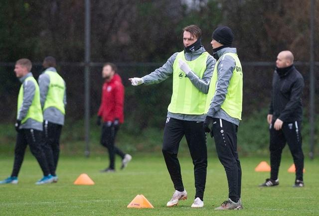 Đoàn Văn Hậu tập luyện cùng SC Heerenveen tại Tây Ban Nha - 7
