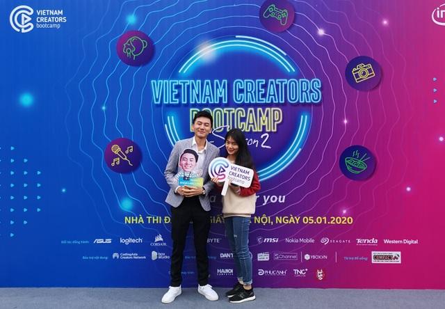 2.000 bạn trẻ Hà Nội giao lưu với các KOLs hàng đầu tại Vietnam - 2