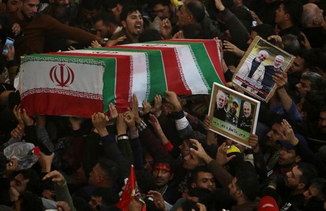 Ngoại trưởng Mỹ bênh vực lệnh ám sát tướng Iran của Tổng thống Trump - 2