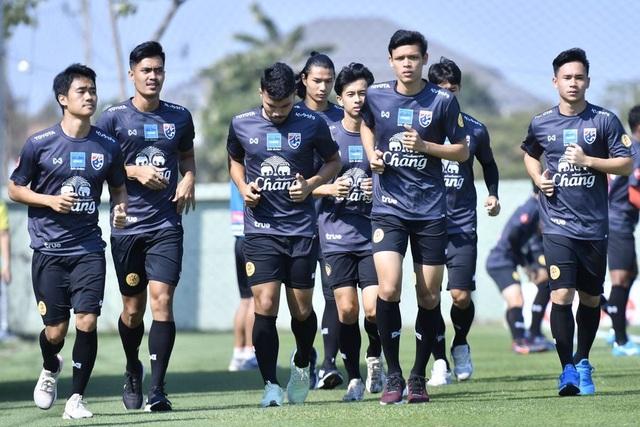 U23 Thái Lan - U23 Bahrain: Đòn quyết định với đội chủ nhà - 2