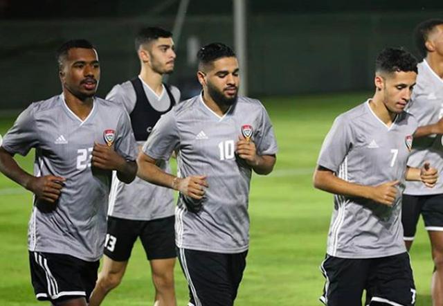 U23 UAE bí mật luyện công, chờ đấu U23 Việt Nam - 2