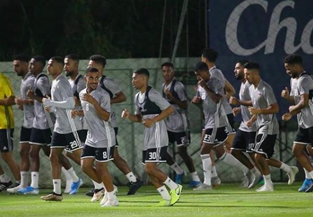 U23 UAE bí mật luyện công, chờ đấu U23 Việt Nam - 1