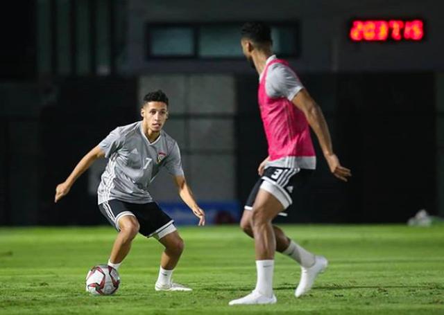 U23 UAE bí mật luyện công, chờ đấu U23 Việt Nam - 10