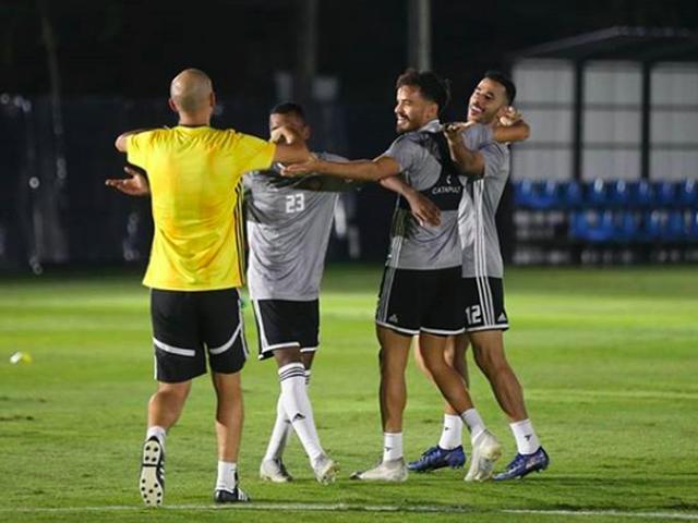 U23 UAE bí mật luyện công, chờ đấu U23 Việt Nam - 4
