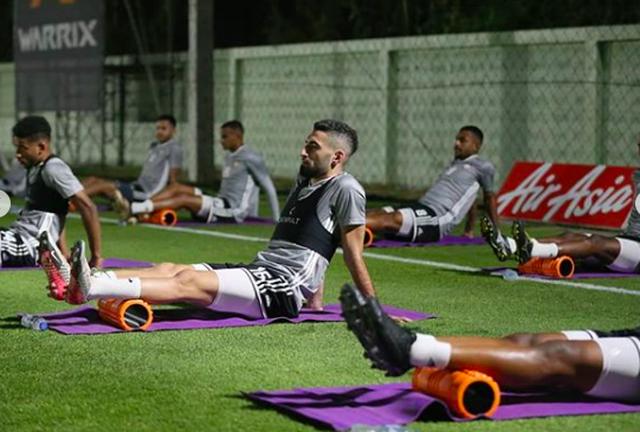 U23 UAE bí mật luyện công, chờ đấu U23 Việt Nam - 8