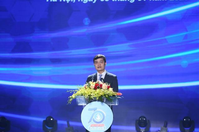 Hội Sinh viên Việt Nam nhận Huân chương Độc lập hạng Nhất lần thứ 2 - 2