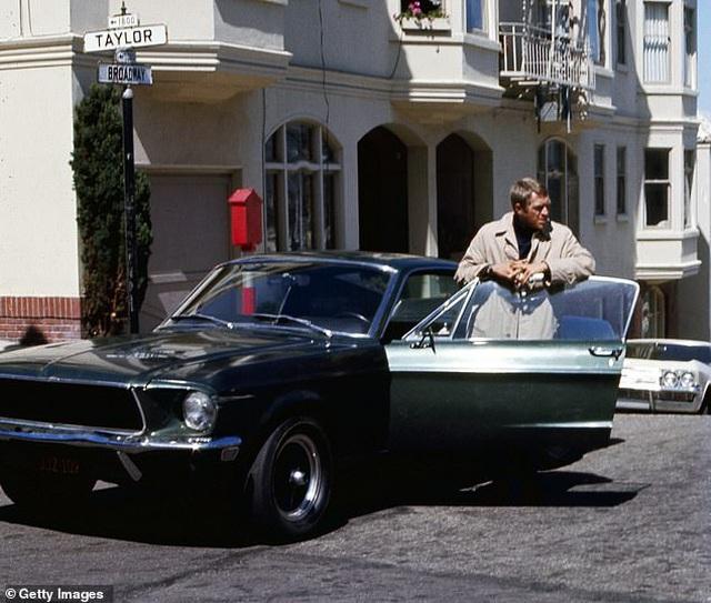 Cận cảnh chiếc xe Mustang huyền thoại được bán đấu giá lên tới 5 triệu USD - 2