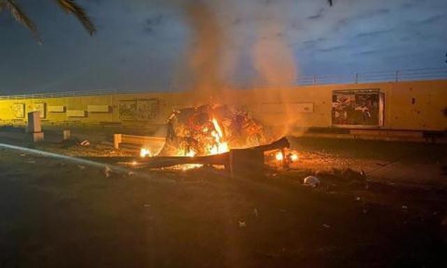 Chảo lửa Trung Đông vượt tầm kiểm soát, quốc tế bày tỏ quan ngại - 1