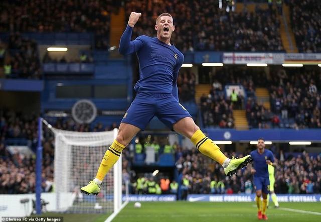 Hudson-Odoi tỏa sáng đưa Chelsea vượt qua Nottingham Forest - 2