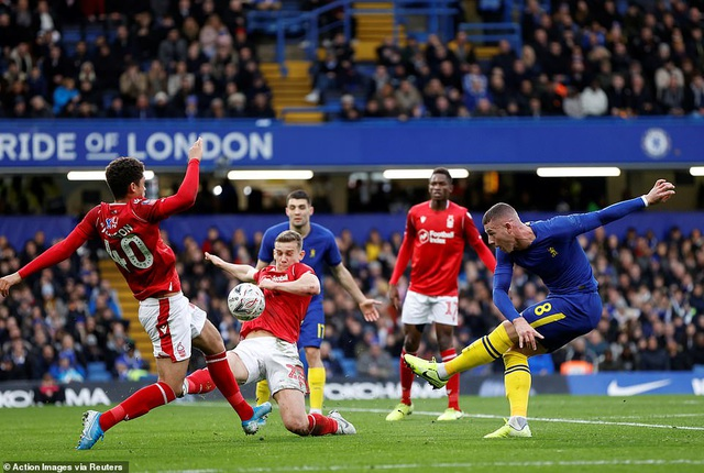 Hudson-Odoi tỏa sáng đưa Chelsea vượt qua Nottingham Forest - 3