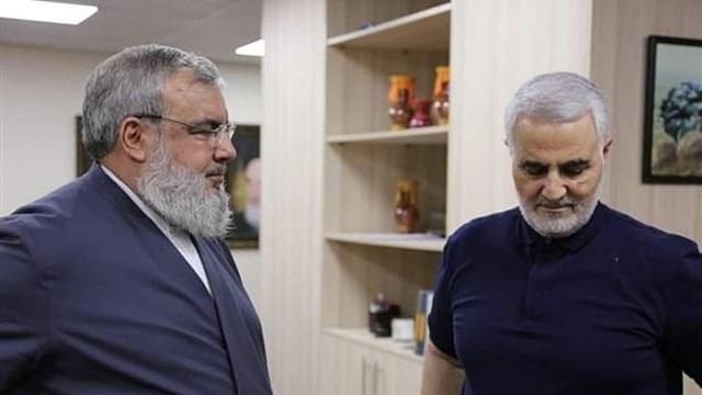 Hình ảnh cuối cùng của tướng Iran trước khi bị giết - 3