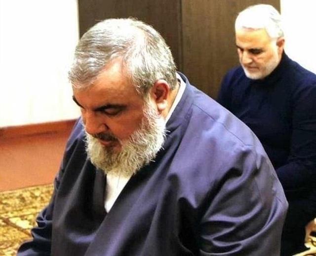 Hình ảnh cuối cùng của tướng Iran trước khi bị giết - 2