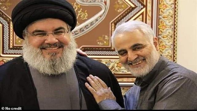 Hình ảnh cuối cùng của tướng Iran trước khi bị giết - 4