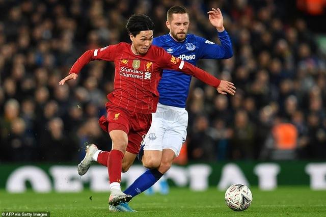 Minamino ra mắt nhạt nhòa, Liverpool vẫn gieo trái đắng cho Everton - 3